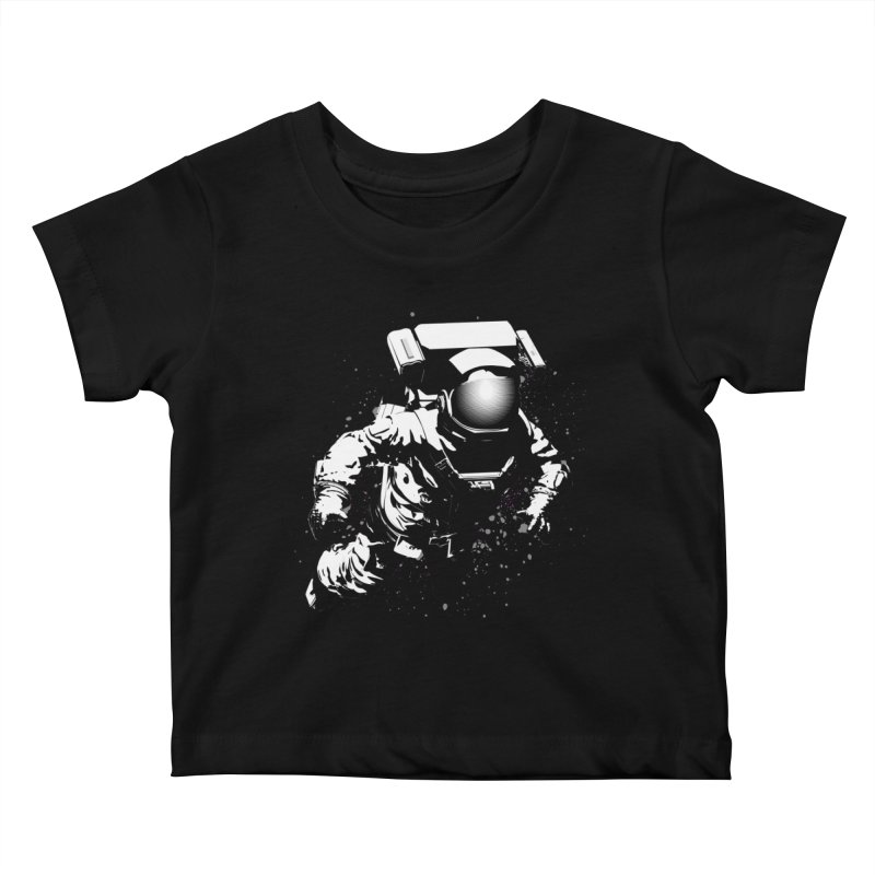 Cosmic Breakthrough Kids Baby T-Shirt by Grandio Design Artist Shop