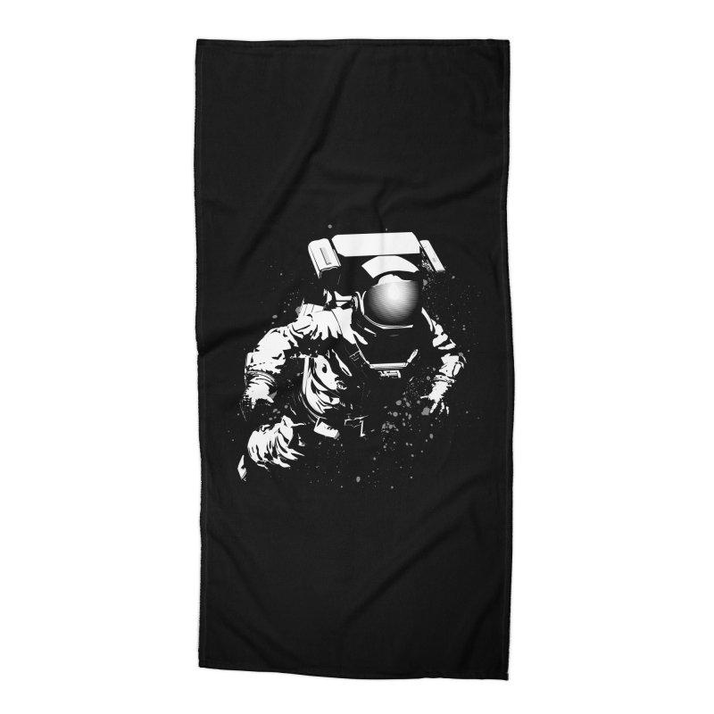 Cosmic Breakthrough Accessories Beach Towel by Grandio Design Artist Shop