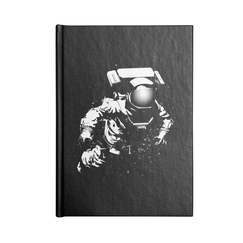 Cosmic Breakthrough Accessories Notebook by Grandio Design Artist Shop