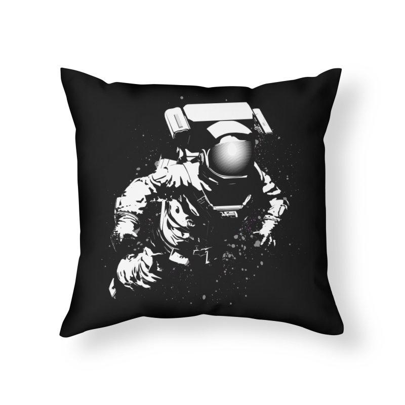 Cosmic Breakthrough Home Throw Pillow by Grandio Design Artist Shop