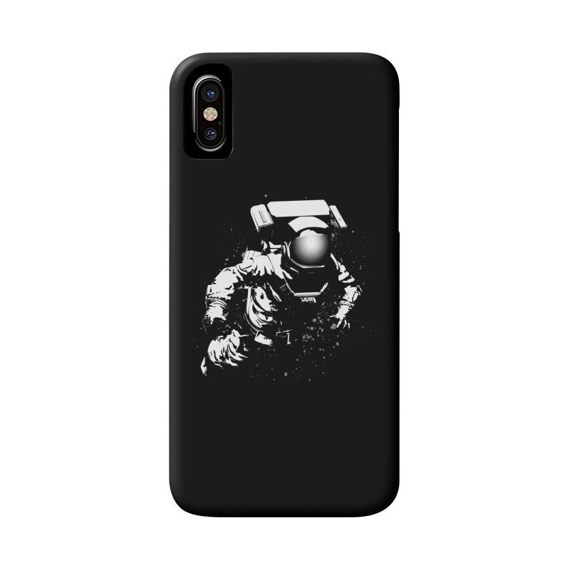 Cosmic Breakthrough Accessories Phone Case by Grandio Design Artist Shop