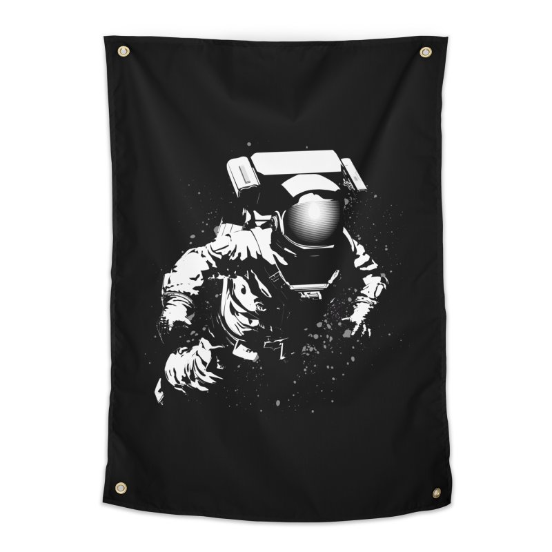 Cosmic Breakthrough Home Tapestry by Grandio Design Artist Shop