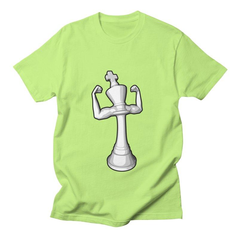 The White King Women's Unisex T-Shirt by Grandio Design Artist Shop