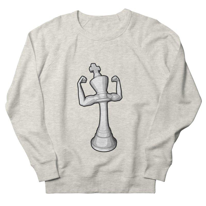 The White King Women's Sweatshirt by Grandio Design Artist Shop