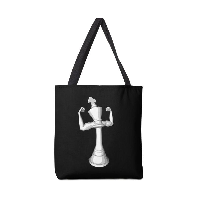 The White King Accessories Bag by Grandio Design Artist Shop