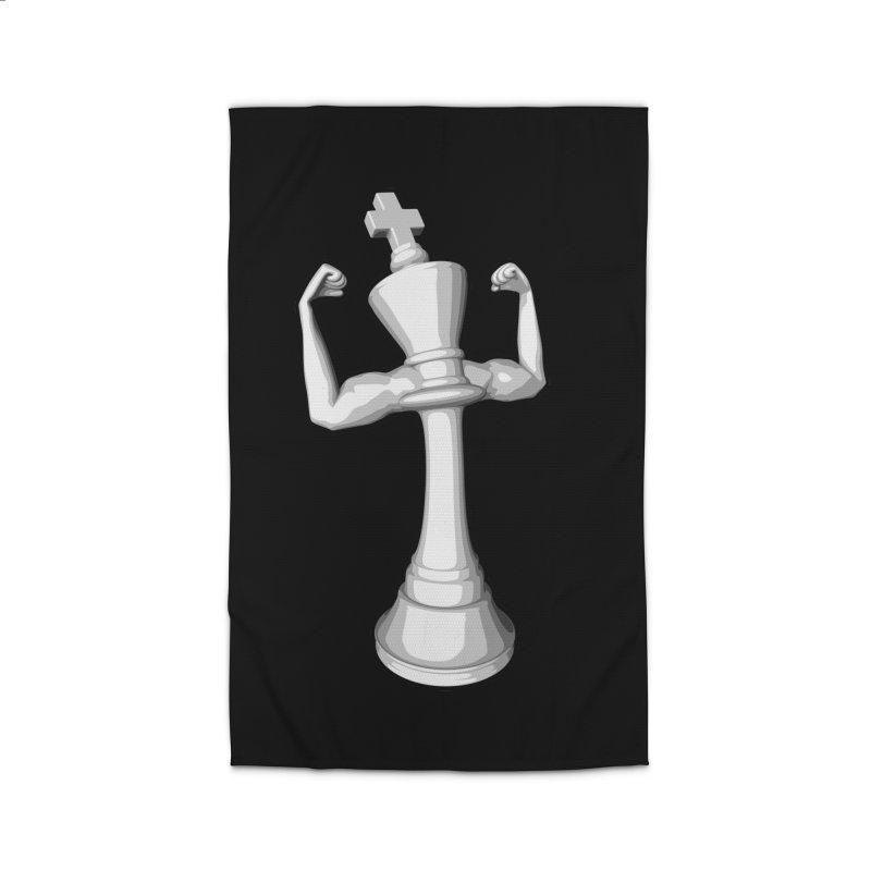 The White King Home Rug by Grandio Design Artist Shop