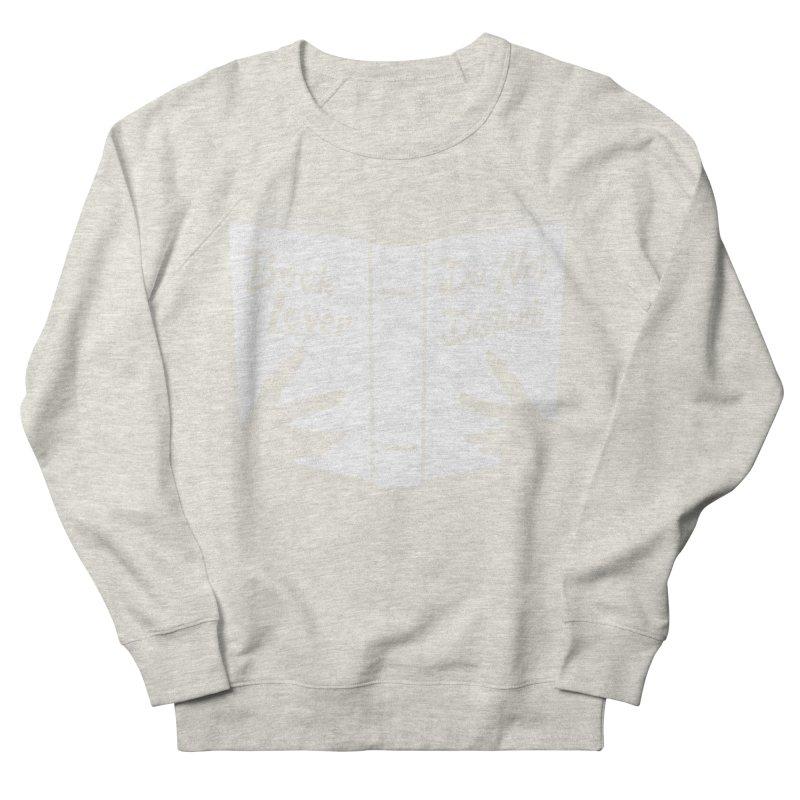 Book Lover, Do Not Disturb Women's Sweatshirt by Grandio Design Artist Shop
