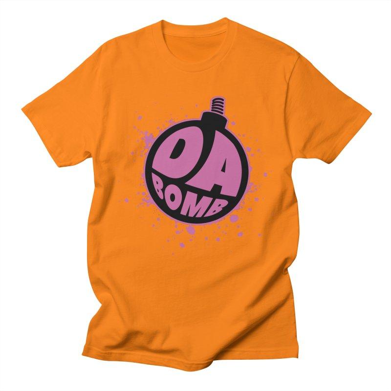 Da Bomb Men's T-Shirt by Grandio Design Artist Shop