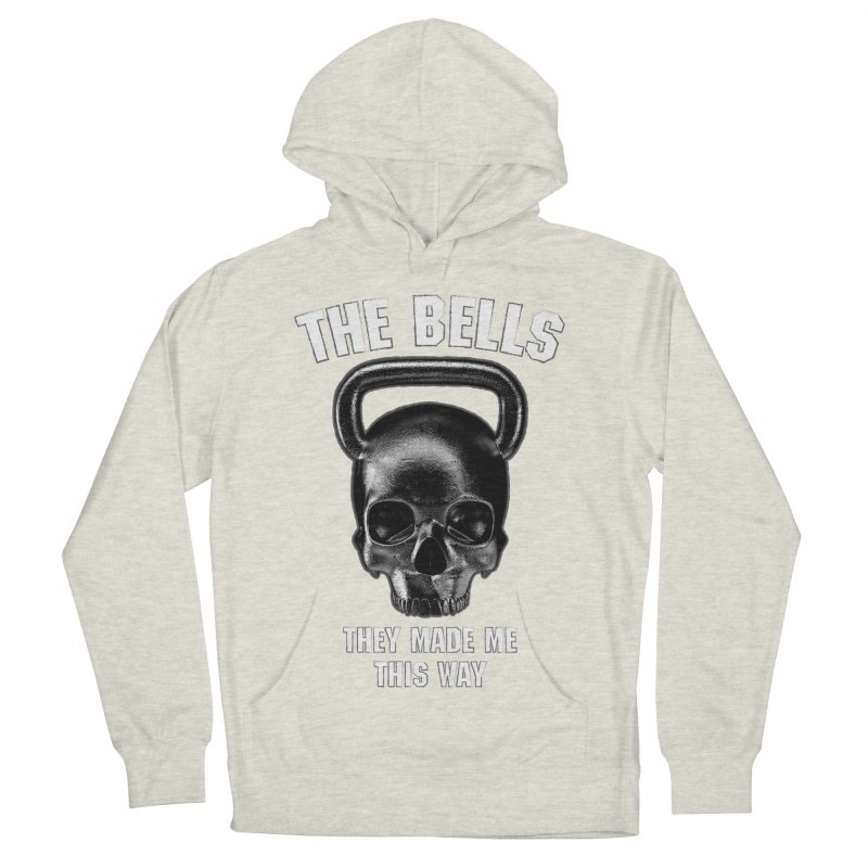 The Bells They Made This Way Men's Pullover Hoody by Grandio Design Artist Shop