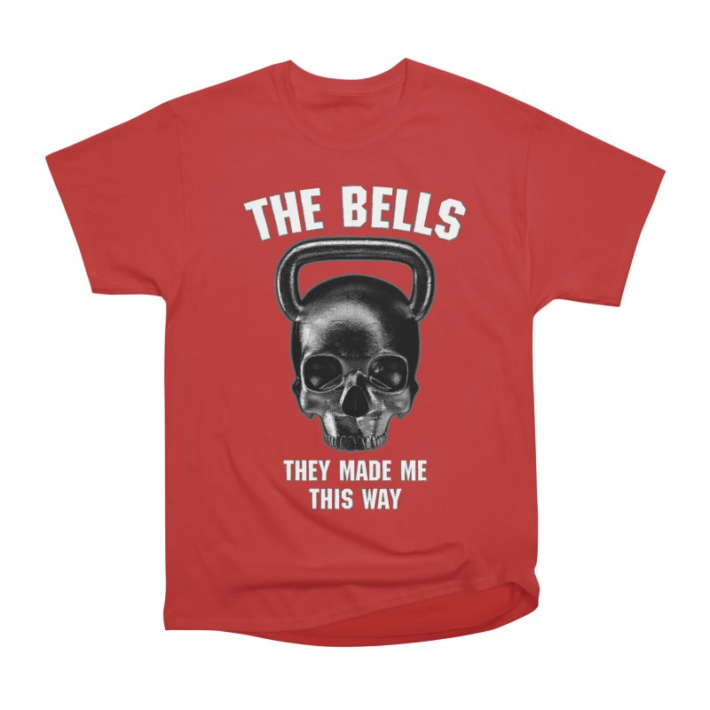 The Bells They Made This Way Men's Classic T-Shirt by Grandio Design Artist Shop
