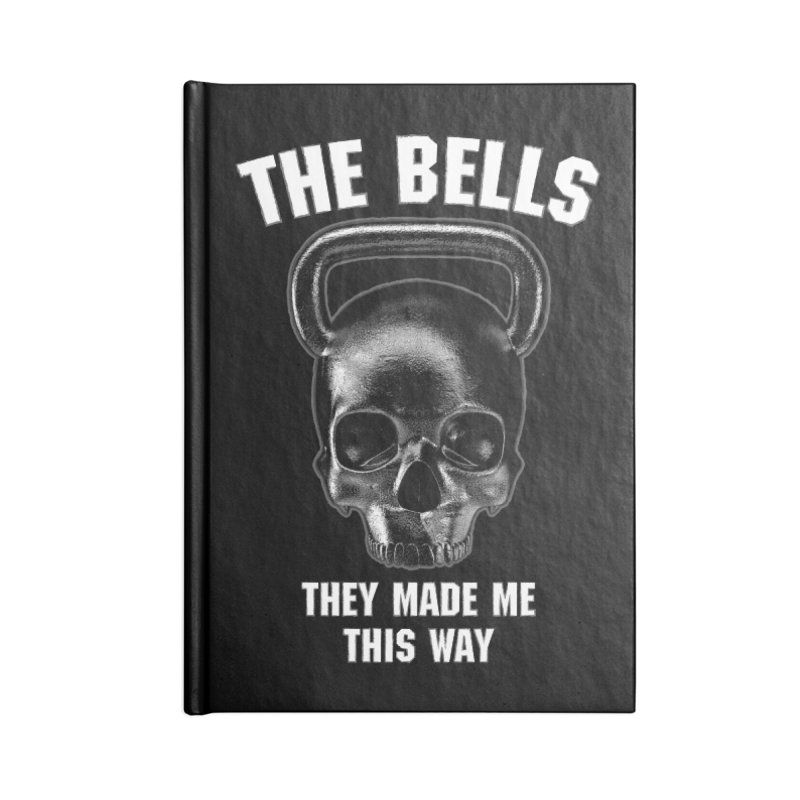 The Bells They Made This Way Accessories Notebook by Grandio Design Artist Shop