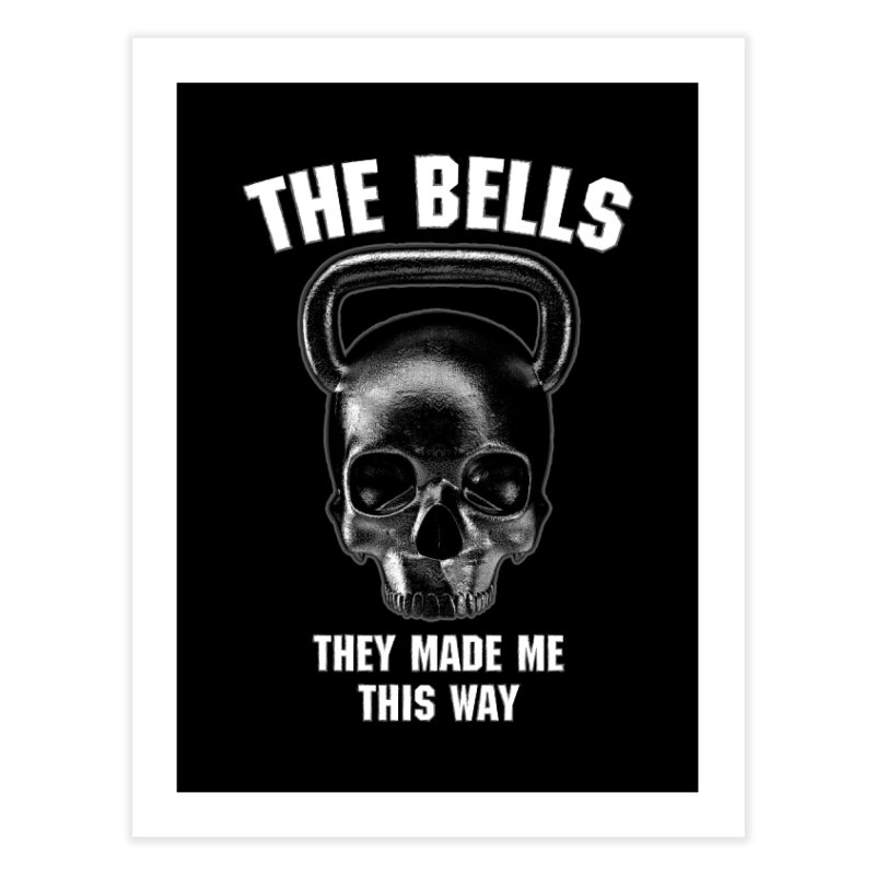 The Bells They Made This Way Home Fine Art Print by Grandio Design Artist Shop