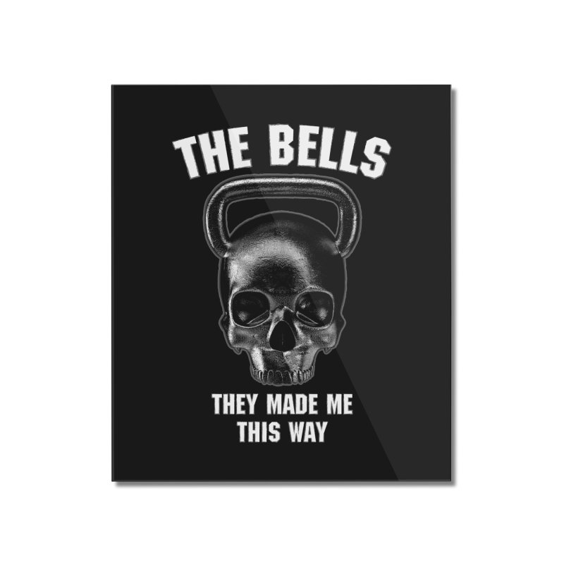The Bells They Made This Way Home Mounted Acrylic Print by Grandio Design Artist Shop