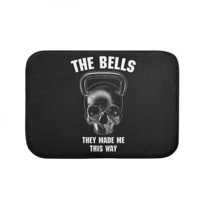 The Bells They Made This Way Home Bath Mat by Grandio Design Artist Shop