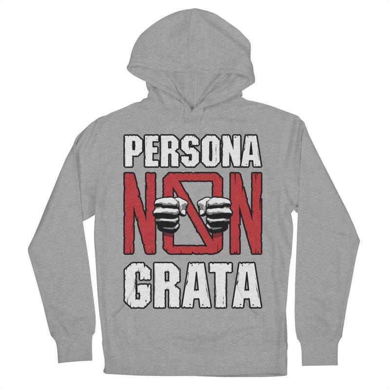Persona Non Grata Men's Pullover Hoody by Grandio Design Artist Shop