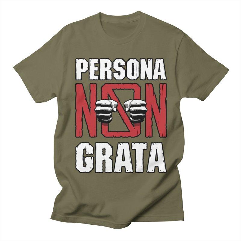 Persona Non Grata Women's Unisex T-Shirt by Grandio Design Artist Shop