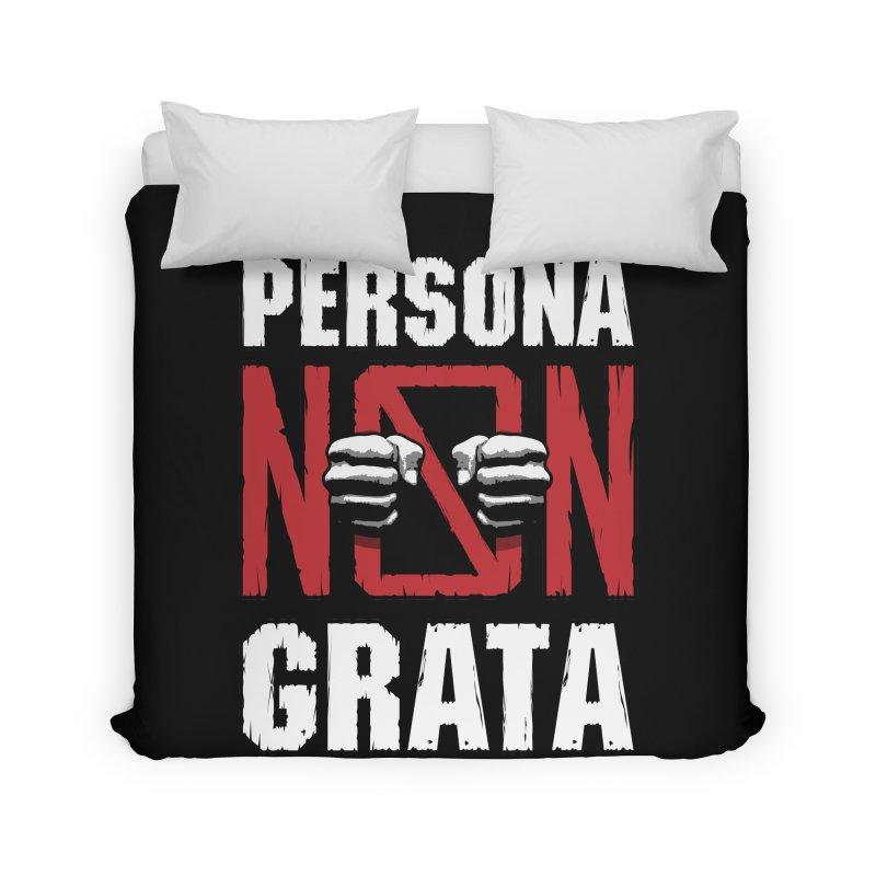 Persona Non Grata Home Duvet by Grandio Design Artist Shop