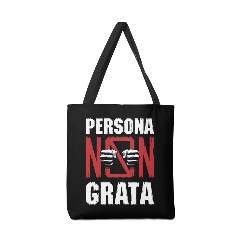 Persona Non Grata Accessories Bag by Grandio Design Artist Shop