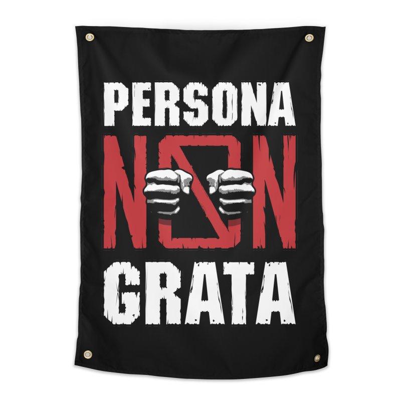 Persona Non Grata Home Tapestry by Grandio Design Artist Shop