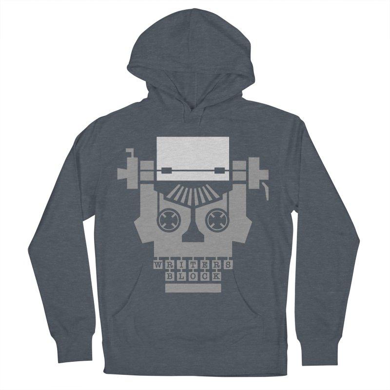 Writer's Block Men's Pullover Hoody by Grandio Design Artist Shop