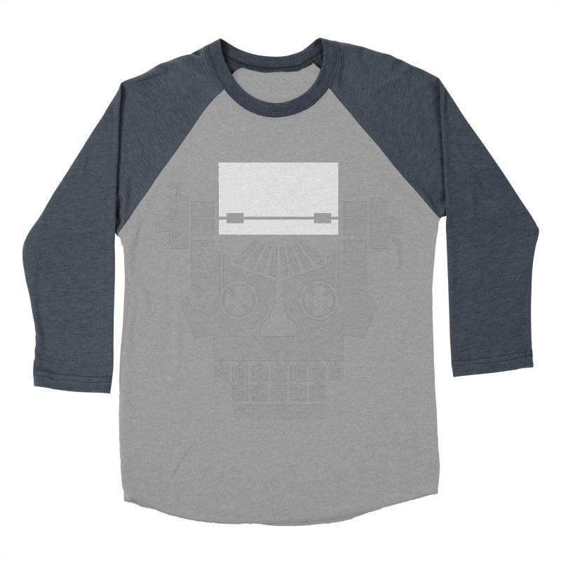 Writer's Block Women's Baseball Triblend T-Shirt by Grandio Design Artist Shop