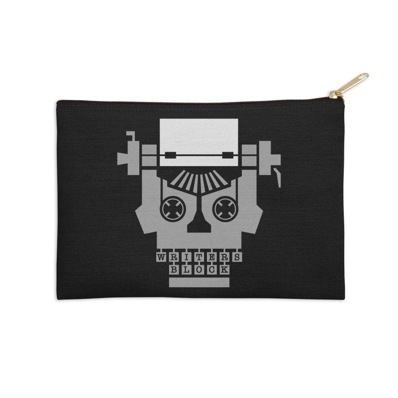 Writer's Block Accessories Zip Pouch by Grandio Design Artist Shop