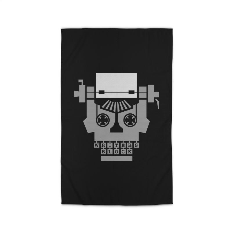 Writer's Block Home Rug by Grandio Design Artist Shop