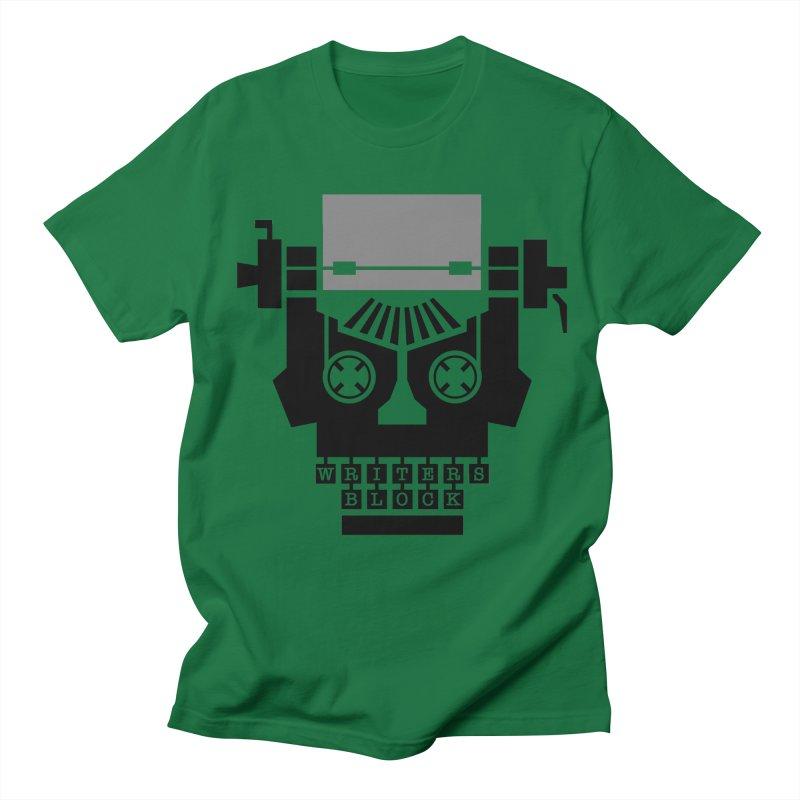 Writer's Block II Women's Unisex T-Shirt by Grandio Design Artist Shop