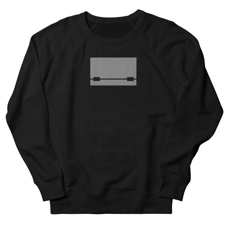 Writer's Block II Men's Sweatshirt by Grandio Design Artist Shop