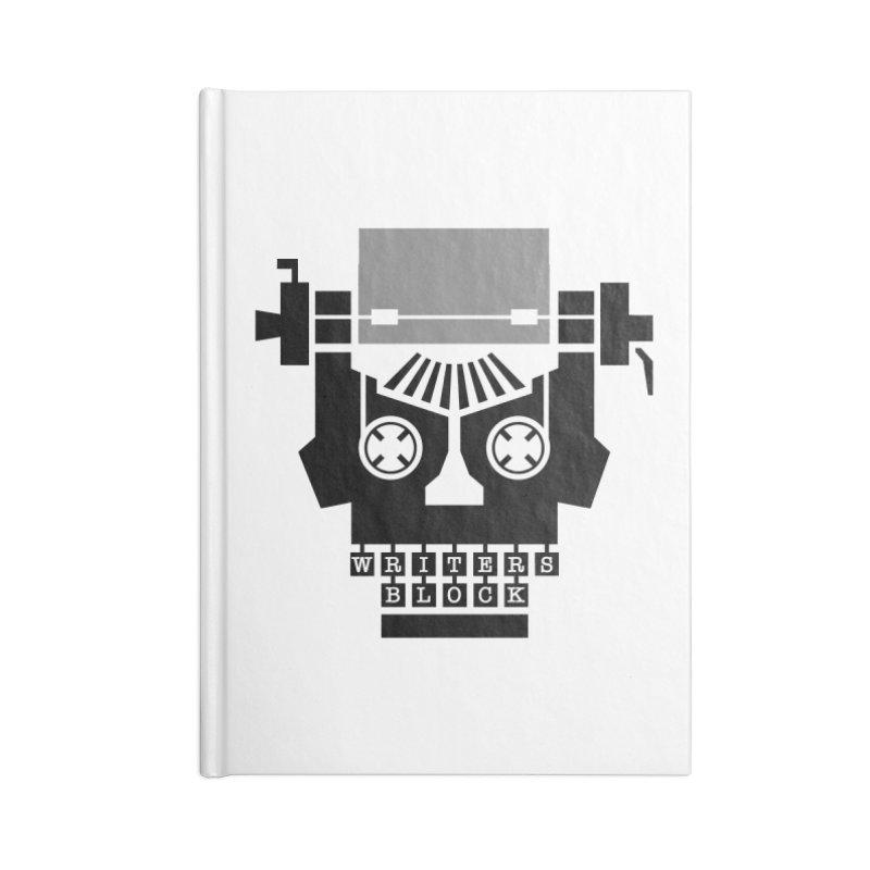 Writer's Block II Accessories Notebook by Grandio Design Artist Shop
