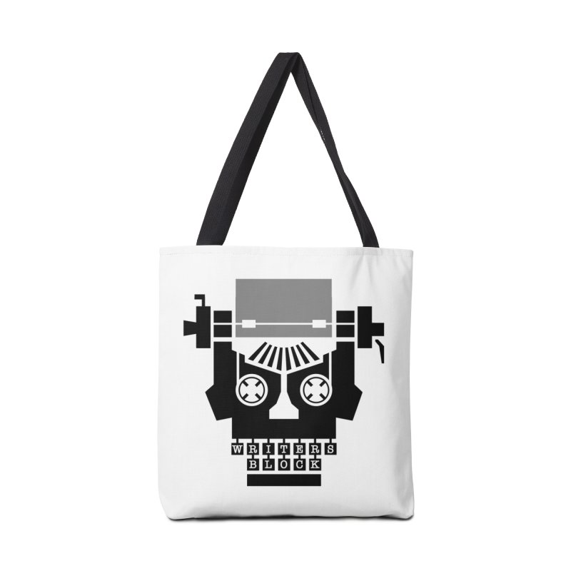 Writer's Block II Accessories Bag by Grandio Design Artist Shop