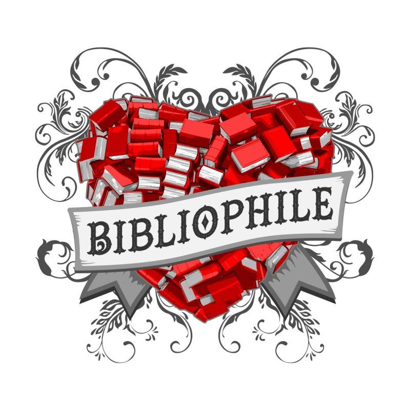 Bibliophile Heart by Grandio Design Artist Shop