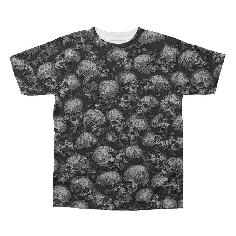 Totally Gothic Men's Regular All Over Print by Grandio Design Artist Shop