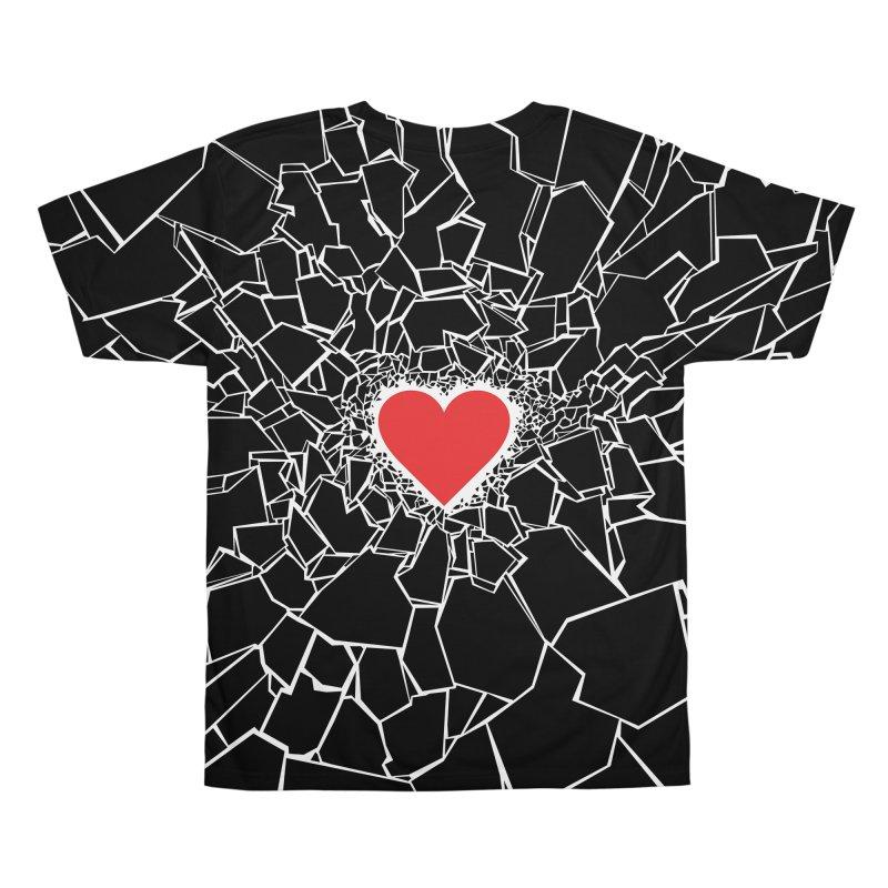 Heartbreaker III Black Men's All Over Print by Grandio Design Artist Shop