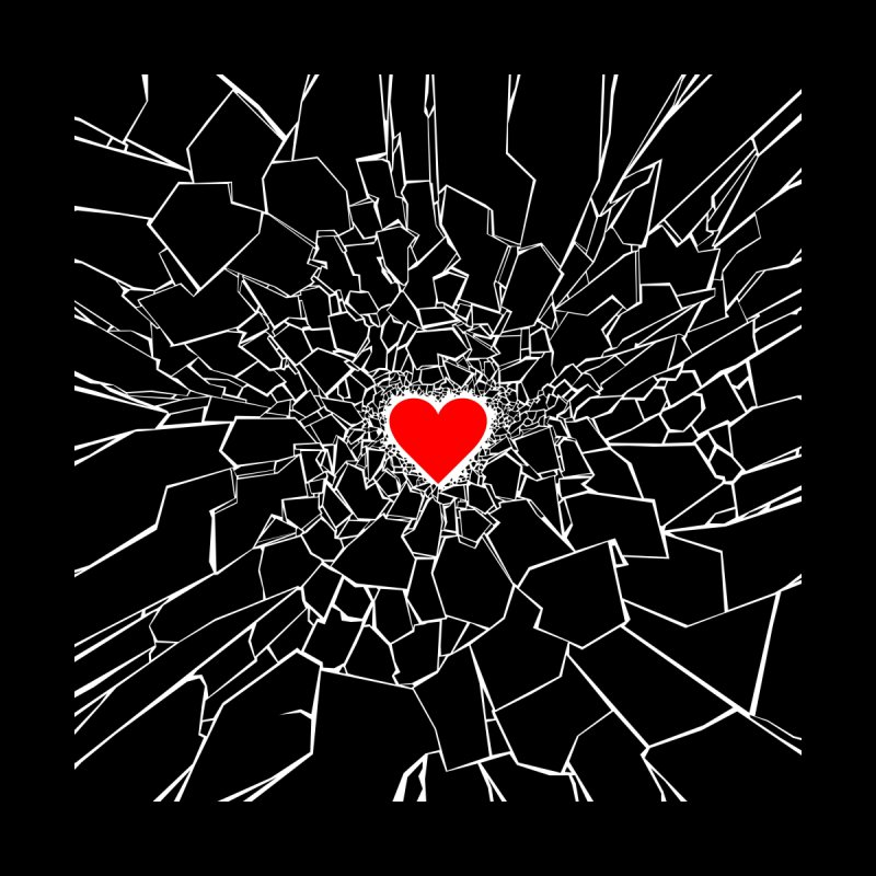 Heartbreaker III Black by Grandio Design Artist Shop