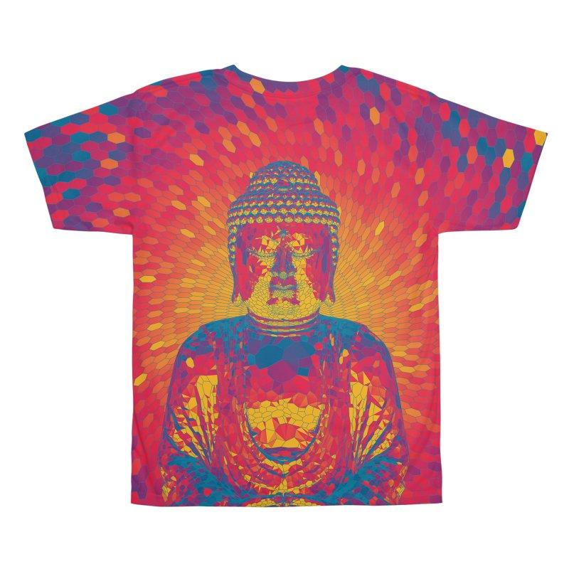 Crystal Buddha Men's All Over Print by Grandio Design Artist Shop