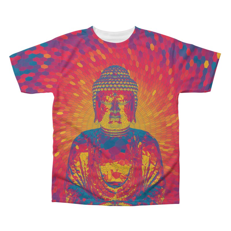 Crystal Buddha Men's Regular All Over Print by Grandio Design Artist Shop