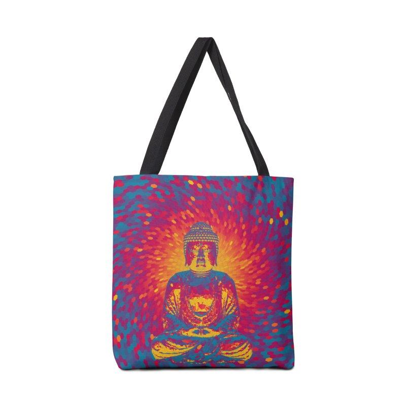 Crystal Buddha Accessories Bag by Grandio Design Artist Shop