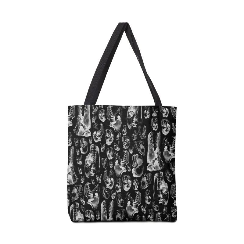 Carnivore B&W II Accessories Bag by Grandio Design Artist Shop