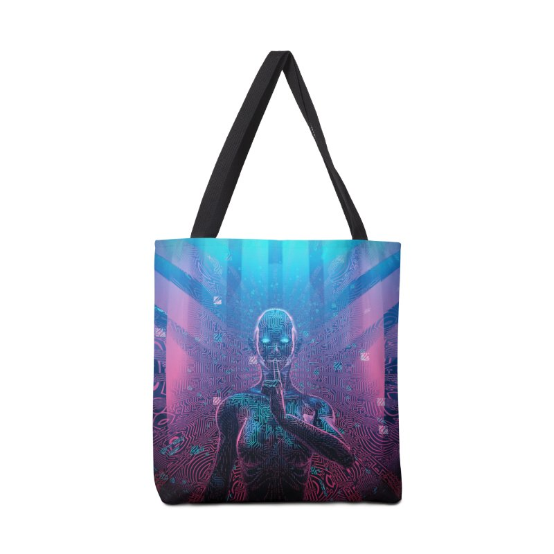 Artificial Secrets Accessories Bag by Grandio Design Artist Shop
