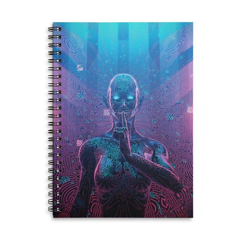 Artificial Secrets Accessories Notebook by Grandio Design Artist Shop