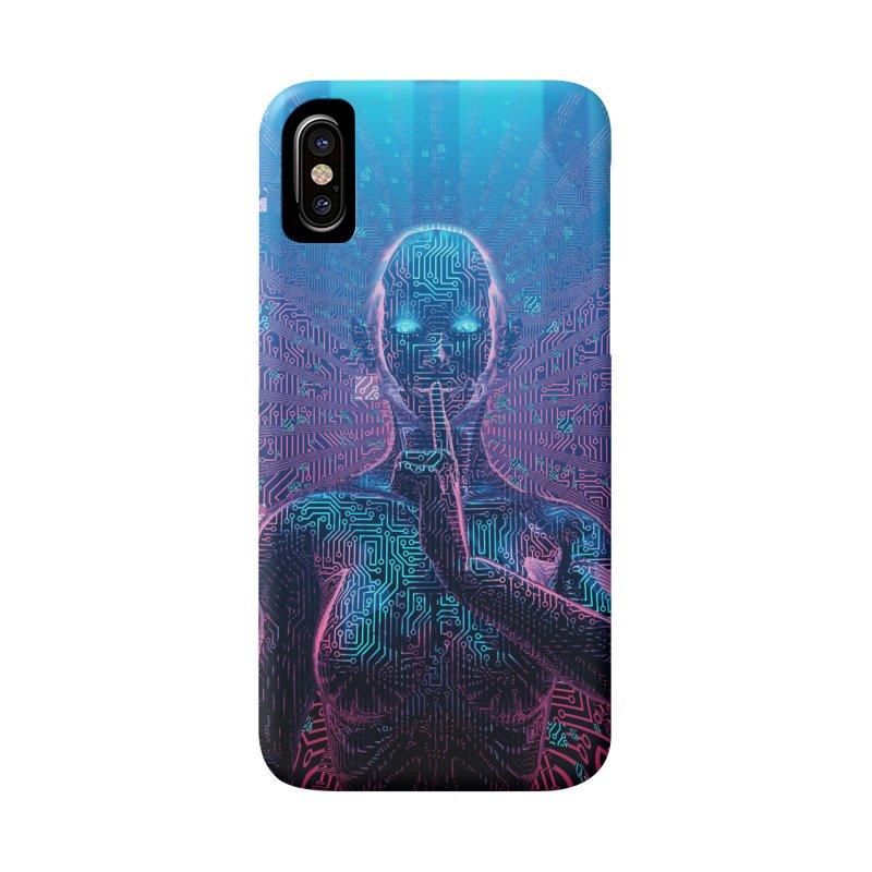 Artificial Secrets Accessories Phone Case by Grandio Design Artist Shop