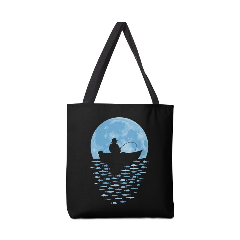 Hooked by Moonlight Accessories Bag by Grandio Design Artist Shop