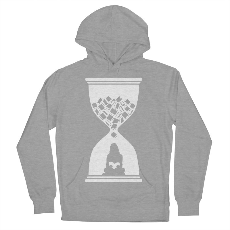 So Many Books So little Time Women's Pullover Hoody by Grandio Design Artist Shop