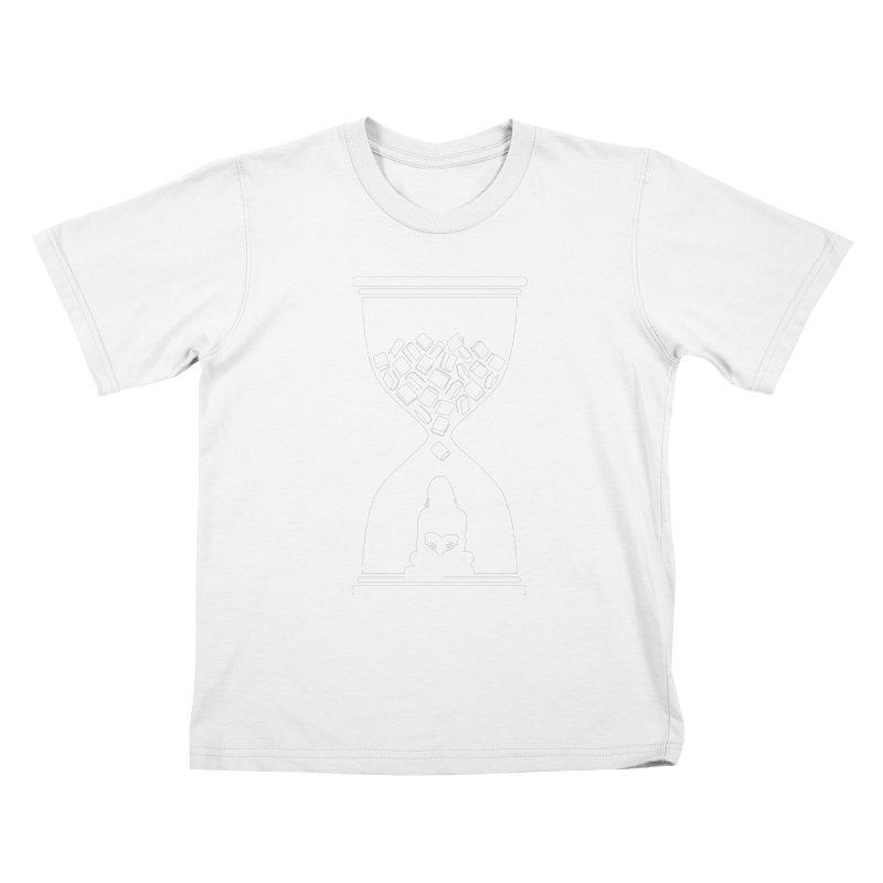 So Many Books So little Time Kids T-Shirt by Grandio Design Artist Shop
