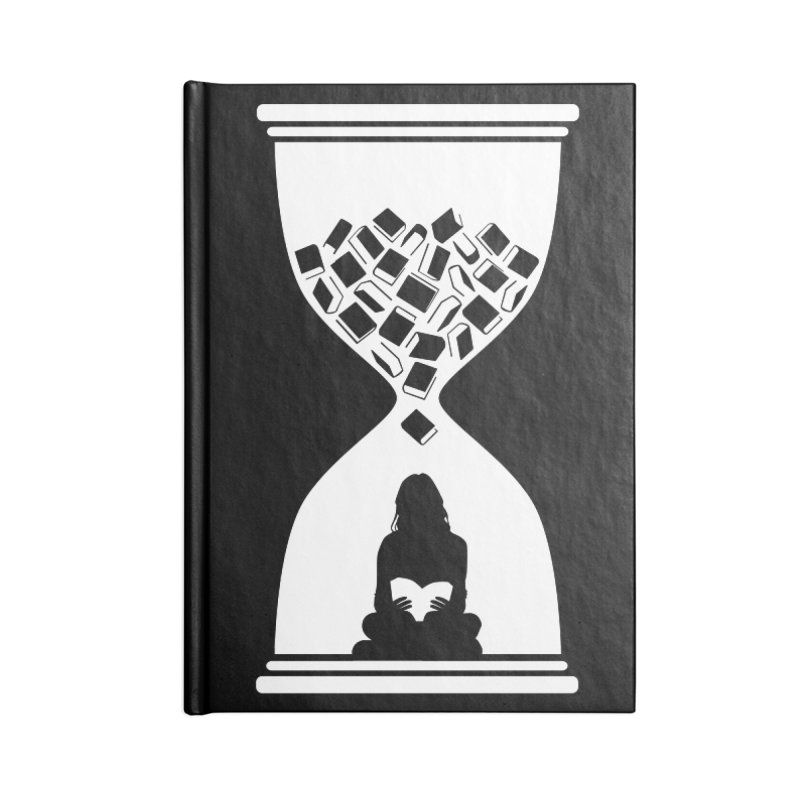 So Many Books So little Time Accessories Notebook by Grandio Design Artist Shop