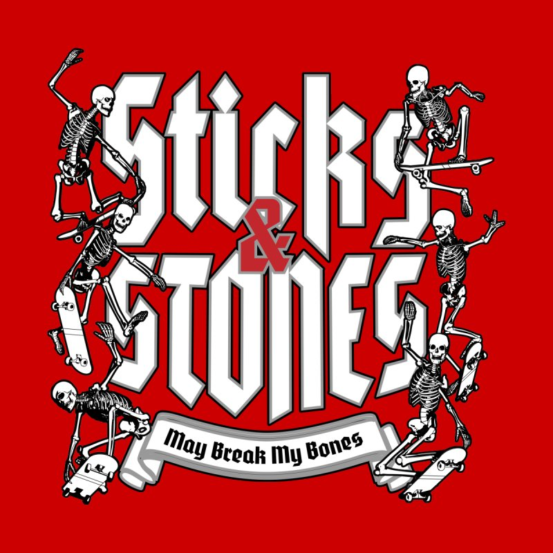 Sticks and Stones by Grandio Design Artist Shop