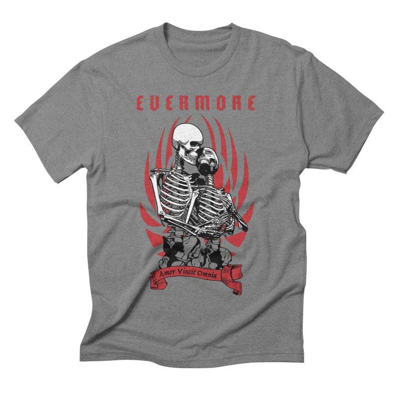 Evermore Men's Triblend T-Shirt by Grandio Design Artist Shop