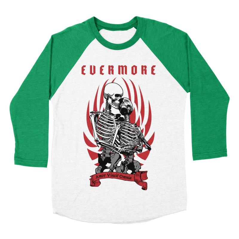 Evermore Men's Baseball Triblend T-Shirt by Grandio Design Artist Shop