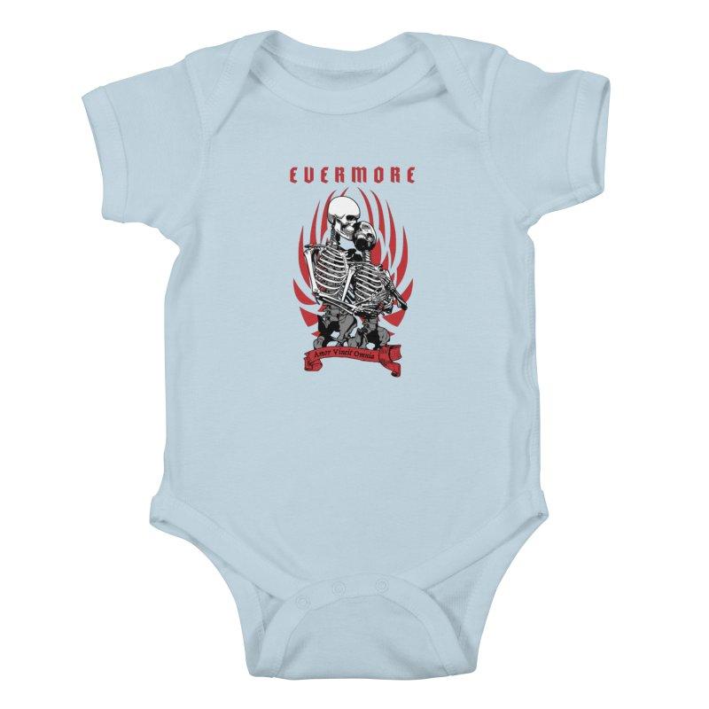 Evermore Kids Baby Bodysuit by Grandio Design Artist Shop